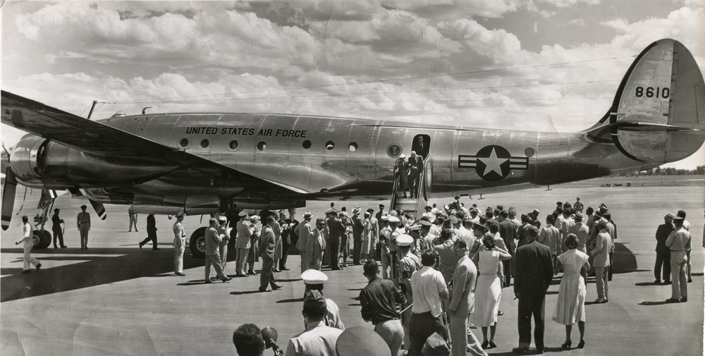 "Lockheed Constellation ""Connie"" Columbine II"