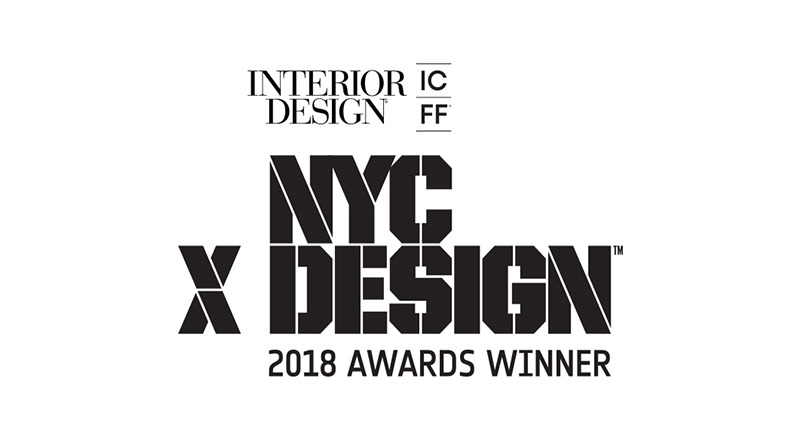 NYCxDesign Award Winner Seal
