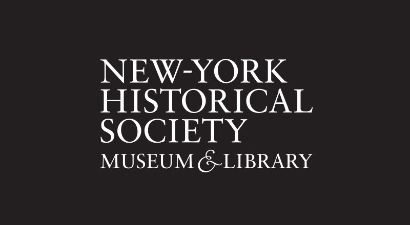 New-York Historical Society Museum & Library Logo
