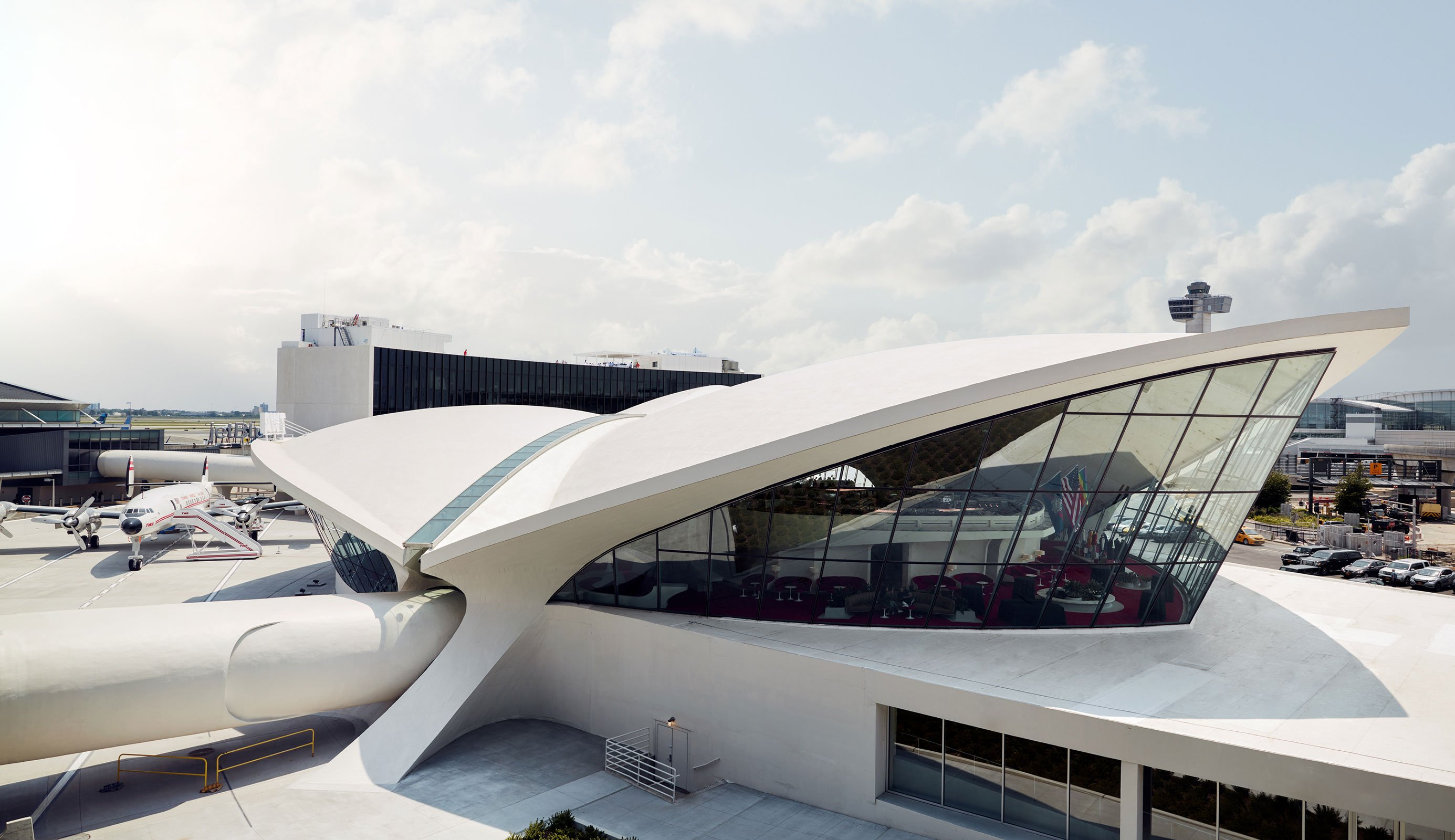 TWA Hotel Historic View