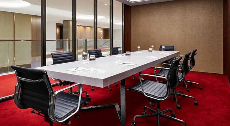 TWA Meeting Room Boardroom